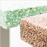 Customised Terrazzo and Granito Table tops