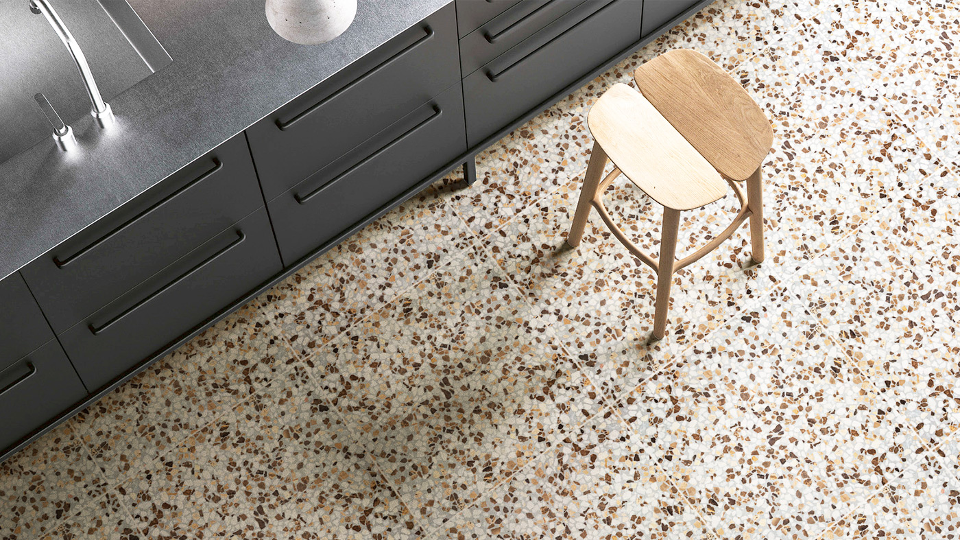 Terrazzo Mosaic Factory Tiles Slabs And Decorative Elements